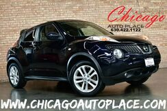 2013_Nissan_JUKE_SL - 1.6L DIG TURBOCHARGED I4 ENGINE ALL WHEEL DRIVE NAVIGATION BACKUP CAMERA KEYLESS GO CLIMATE CONTROL ROCKFORD FOSGATE AUDIO_ Bensenville IL