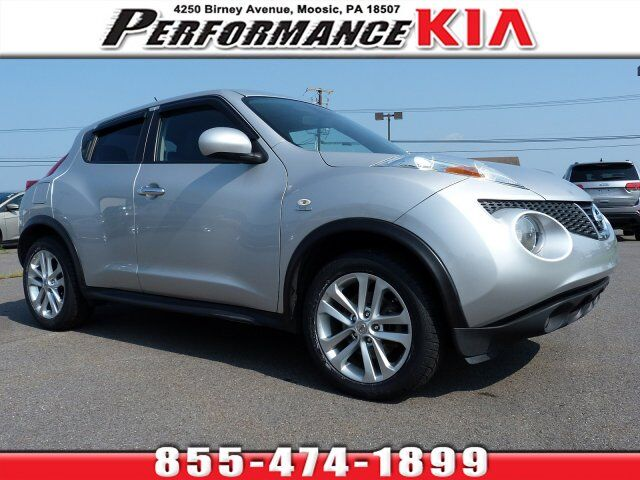 2013 Nissan JUKE SL Moosic PA