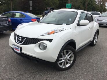 2013_Nissan_JUKE_SV_ Worcester MA