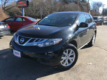 2013_Nissan_Murano_LE_ Worcester MA