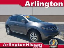 2013_Nissan_Murano_SV_ Arlington Heights IL