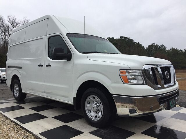 2013 Nissan NV 2500 Cargo Van 3d High Roof Van S (V6) Outer Banks NC