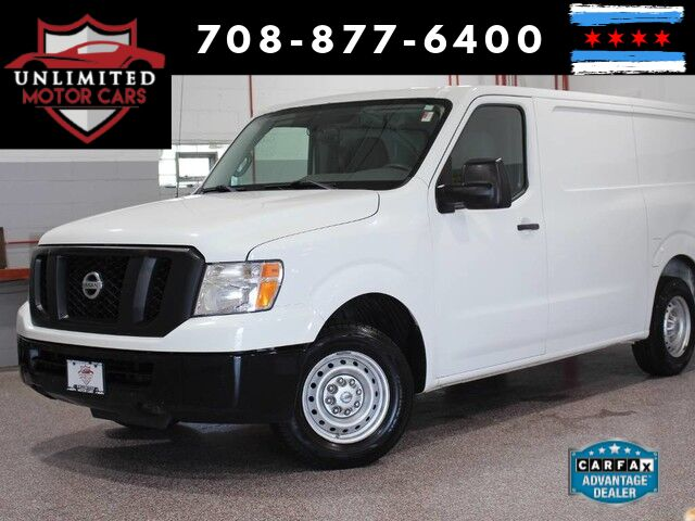 2013 Nissan NV SV 1500 1 Owner Bridgeview IL