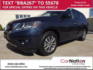 2013_Nissan_Pathfinder_4WD 4dr S_ Fairless Hills PA