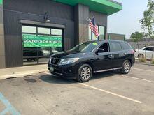 2013_Nissan_Pathfinder_LE 2WD_ Spokane Valley WA