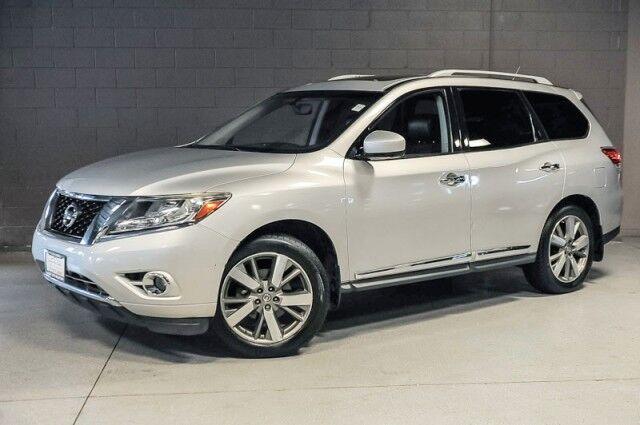 2013_Nissan_Pathfinder Platinum 4WD_4dr SUV_ Chicago IL