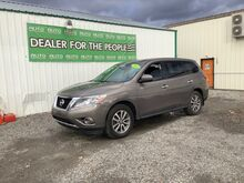 2013_Nissan_Pathfinder_S 4WD_ Spokane Valley WA