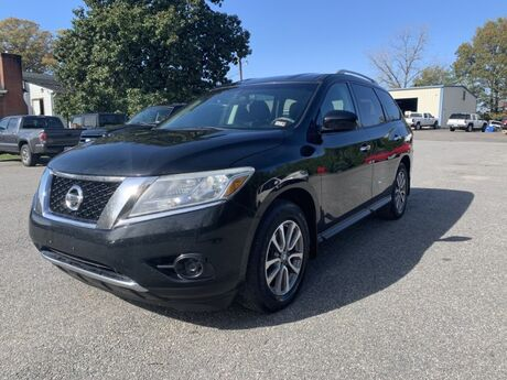 2013 Nissan Pathfinder SL Richmond VA