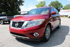 2013_Nissan_Pathfinder_SL_ Richmond VA