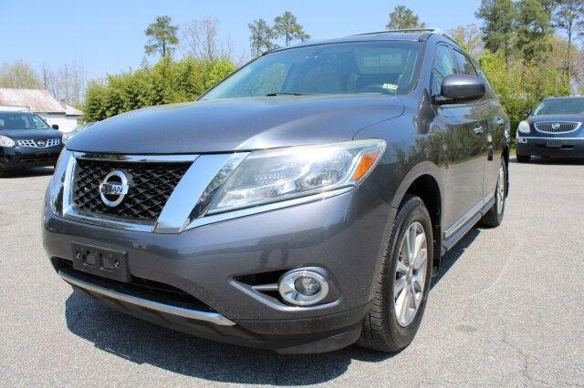2013 Nissan Pathfinder SL Richmond VA