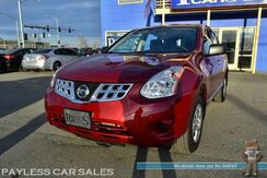 2013_Nissan_Rogue_S / AWD / Automatic / Power Windows & Locks / Aux Jack / Cruise Control / Air Conditioning / Only 27K Miles / 27 MPG_ Anchorage AK