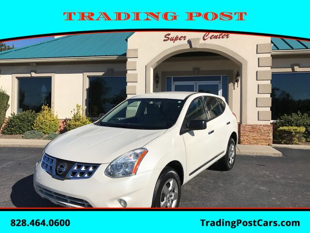 2013_Nissan_Rogue_S AWD_ Conover NC