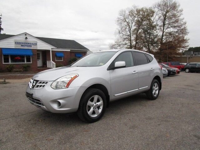 2013 Nissan Rogue S AWD Richmond VA