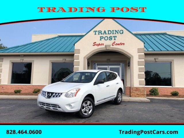 2013_Nissan_Rogue_S_ Conover NC
