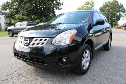 2013 Nissan Rogue S Richmond VA