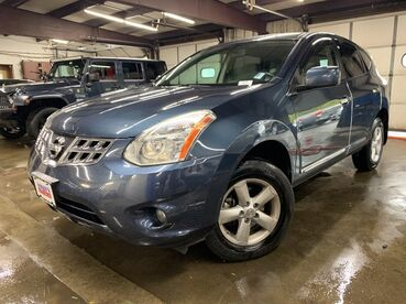 2013_Nissan_Rogue_SL_ Worcester MA
