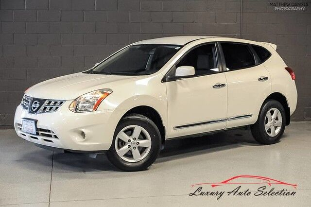 2013_Nissan_Rogue SV AWD_4dr SUV_ Chicago IL