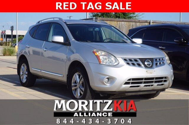 2013 Nissan Rogue SV Fort Worth TX