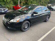 2013_Nissan_Sentra_S 6MT_ Charlotte NC
