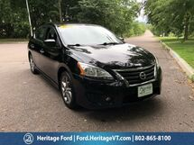 2013 Nissan Sentra SR South Burlington VT