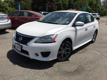 2013_Nissan_Sentra_SR_ Worcester MA