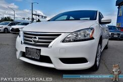 2013_Nissan_Sentra_SV / Automatic / Cruise Control / Aux Jack / Low Miles / 36 MPG_ Anchorage AK