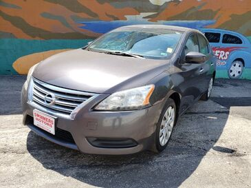 2013_Nissan_Sentra_SV_ Saint Joseph MO