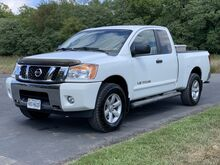 2013_Nissan_Titan King Cab 4x4 Leather_SV_ Crozier VA