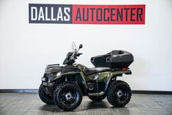Polaris Sportsman 400 2013