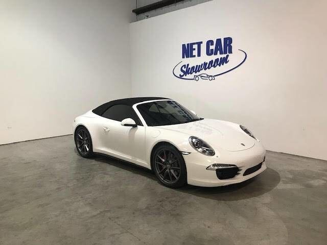 2013 Porsche 911 Carrera 4S Cabriolet Houston TX