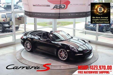 2013_Porsche_911_Carrera S Cabriolet_ Chantilly VA