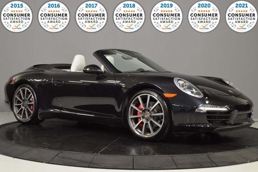 2013_Porsche_911_Carrera S_ Glendale Heights IL