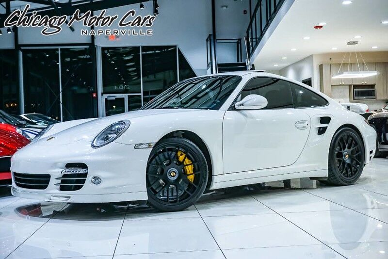 2013_Porsche_911_Turbo S_ Chicago IL