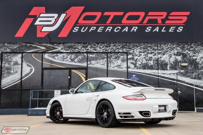 2013 Porsche 911 Turbo S Tomball TX