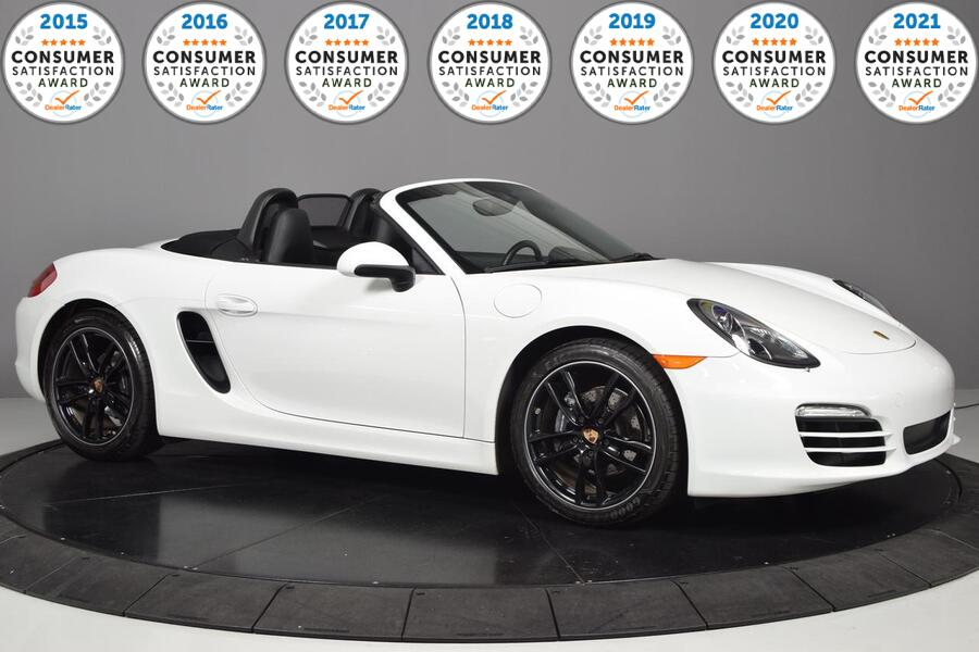 2013_Porsche_Boxster__ Glendale Heights IL