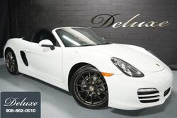 Porsche Boxster Convertible, Sport Chrono Package, Infotainment Package, Navigation System, Ventilated Sport Seats Plus, 20-Inch Carrera S Platinum Finished Alloy Wheels, 2013