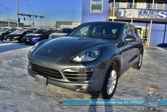 2013_Porsche_Cayenne_AWD / Heated Leather Seats / Navigation / Sunroof / Bose Speakers / Bluetooth / Back Up Camera / 22 MPG / Only 38k Miles / 1-Owner_ Anchorage AK