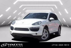 Porsche Cayenne S Hybrid Low Miles 2013
