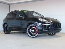 2013_Porsche_Cayenne_Turbo_ Kansas City KS