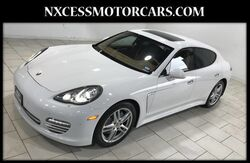 2013_Porsche_Panamera_4 Platinum Edition NAVIGATION HTD SEATS_ Houston TX