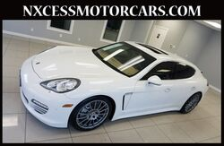 2013_Porsche_Panamera_4S PDK NAVIGATION F/R HEATED SEATS CLEAN CARFAX._ Houston TX