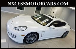 Porsche Panamera 4S PDK NAVIGATION F/R HEATED SEATS CLEAN CARFAX. 2013