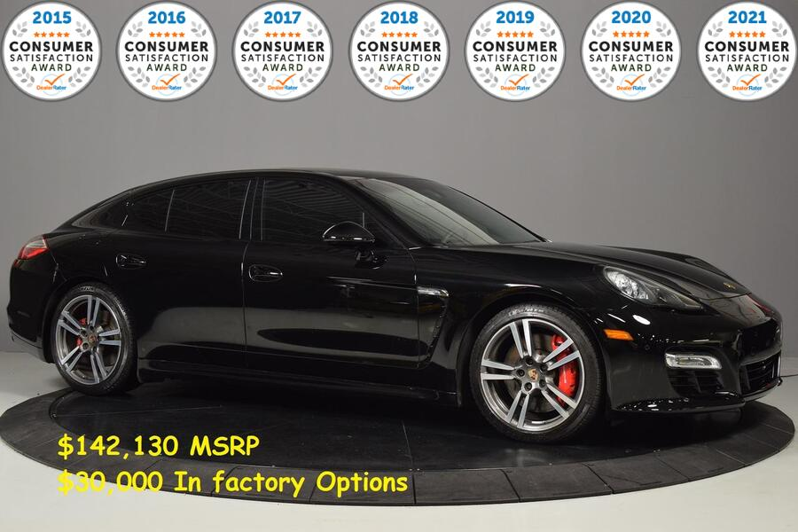 2013_Porsche_Panamera_GTS_ Glendale Heights IL