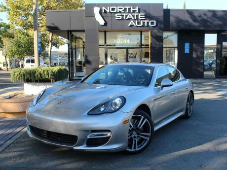 2013 Porsche Panamera Turbo Walnut Creek CA