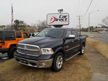 2013_RAM_1500_HEMI LARAMIE 4X4, BUYBACK GUARANTEE, WARRANTY,  NAVI, ALPINE SOUND, BLUETOOTH, BED LINER, LEATHER!!!_ Virginia Beach VA