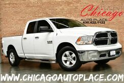 2013_Ram_1500_QUAD CAB SLT - 4.7L V8 FLEX-FUEL ENGINE REAR WHEEL DRIVE GRAY CLOTH INTERIOR CLIMATE CONTROL BLUETOOTH_ Bensenville IL