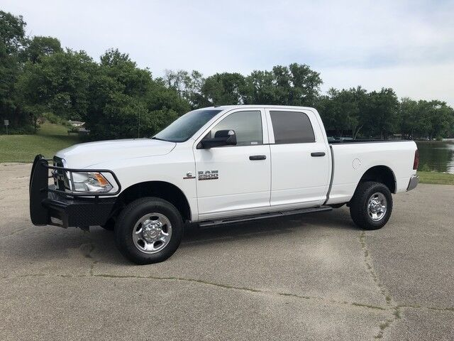 2013_Ram_2500_6.7L Cummins Diesel 4x4 Quad Cab 1-Owner_ Decatur IL