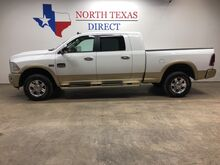 2013_Ram_2500_Laramie Longhorn Edition Heated Leather GPS Navi 4X4_ Mansfield TX