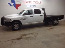 2013_Ram_2500_Tradesman 4x4 Diesel Flatbed Touch Screen Ranch Hand_ Mansfield TX