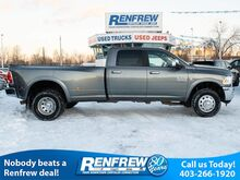 2013_Ram_3500_Laramie Dually, **Flash Sale** 16,790lb Towing, Sunroof, Heated Leather_ Calgary AB